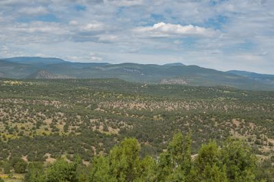 View of Pecos River Valley