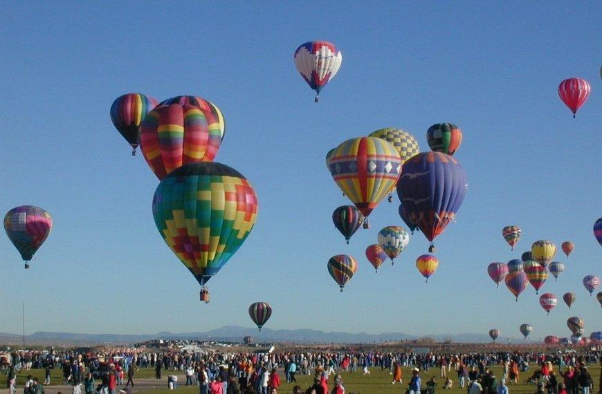 Albuquerque International Balloon Fiesta: Oct 2nd – 10th