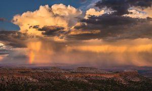 A Gordon rainbow