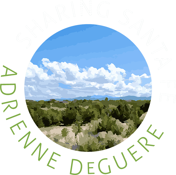 Sharing Santa Fe | Adrienne DeGuere, Sotheby's Santa Fe