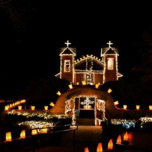Christmas at Chimayo