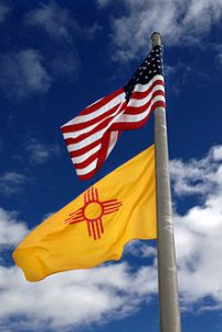 Flags-Flying_USA-NewMexico_2014