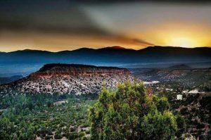 Los Alamos Sunrise