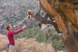 Rock Climbing in NM