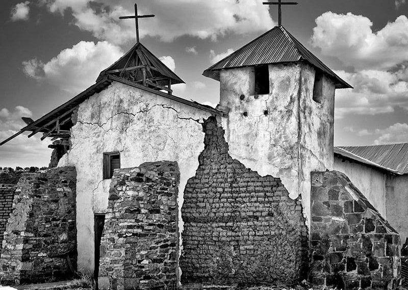 PHOTO: San Jose Chapel by Steven Bundy Photography