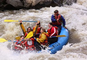 Taos River Rafting