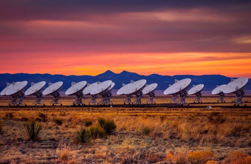 PHOTO: Very Large Array by Richter MachThunder