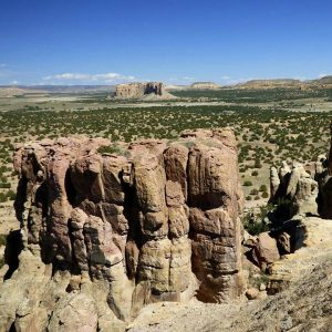 View from Acoma Sky City